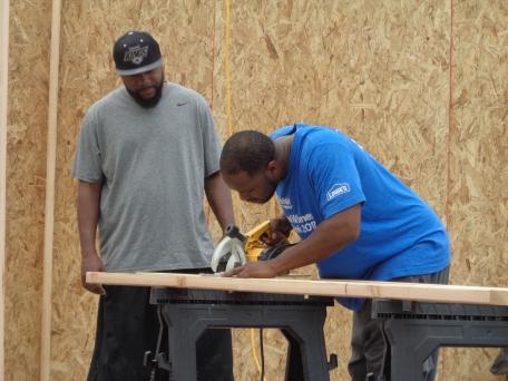 Miller sawing